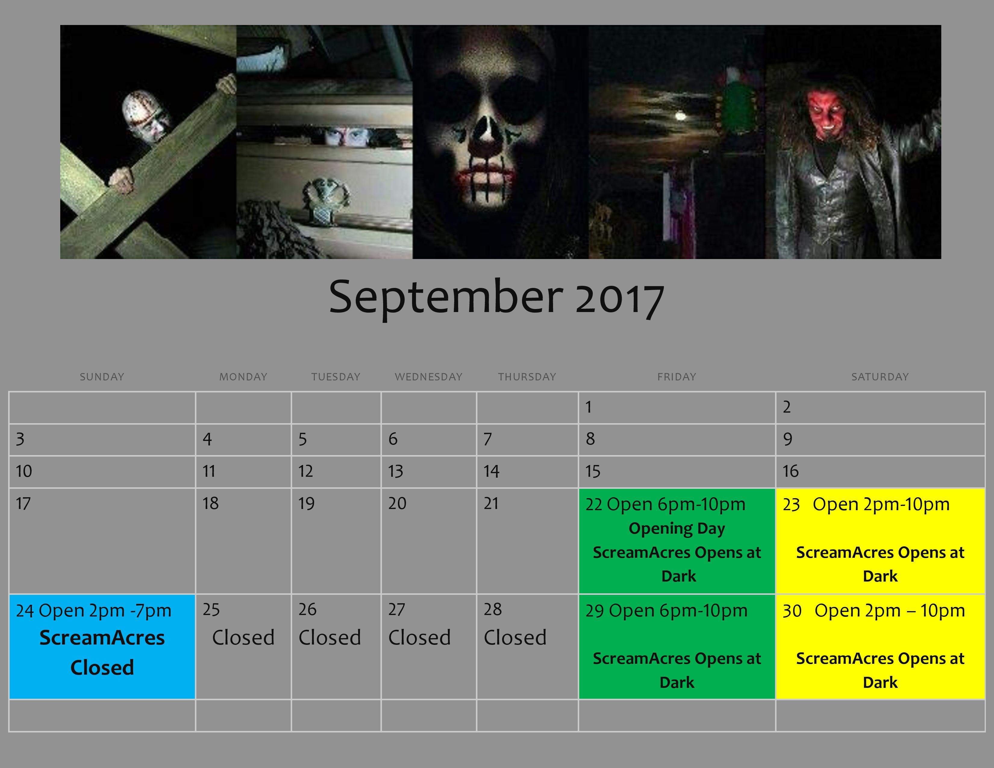 2017 ScreamAcres Calendar September-page-001